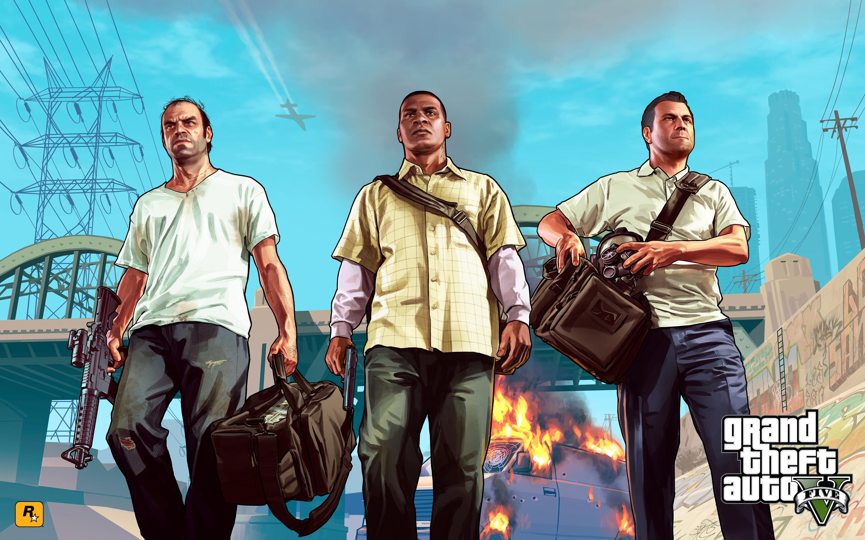 Image Rockstar Games Grand Theft Auto V