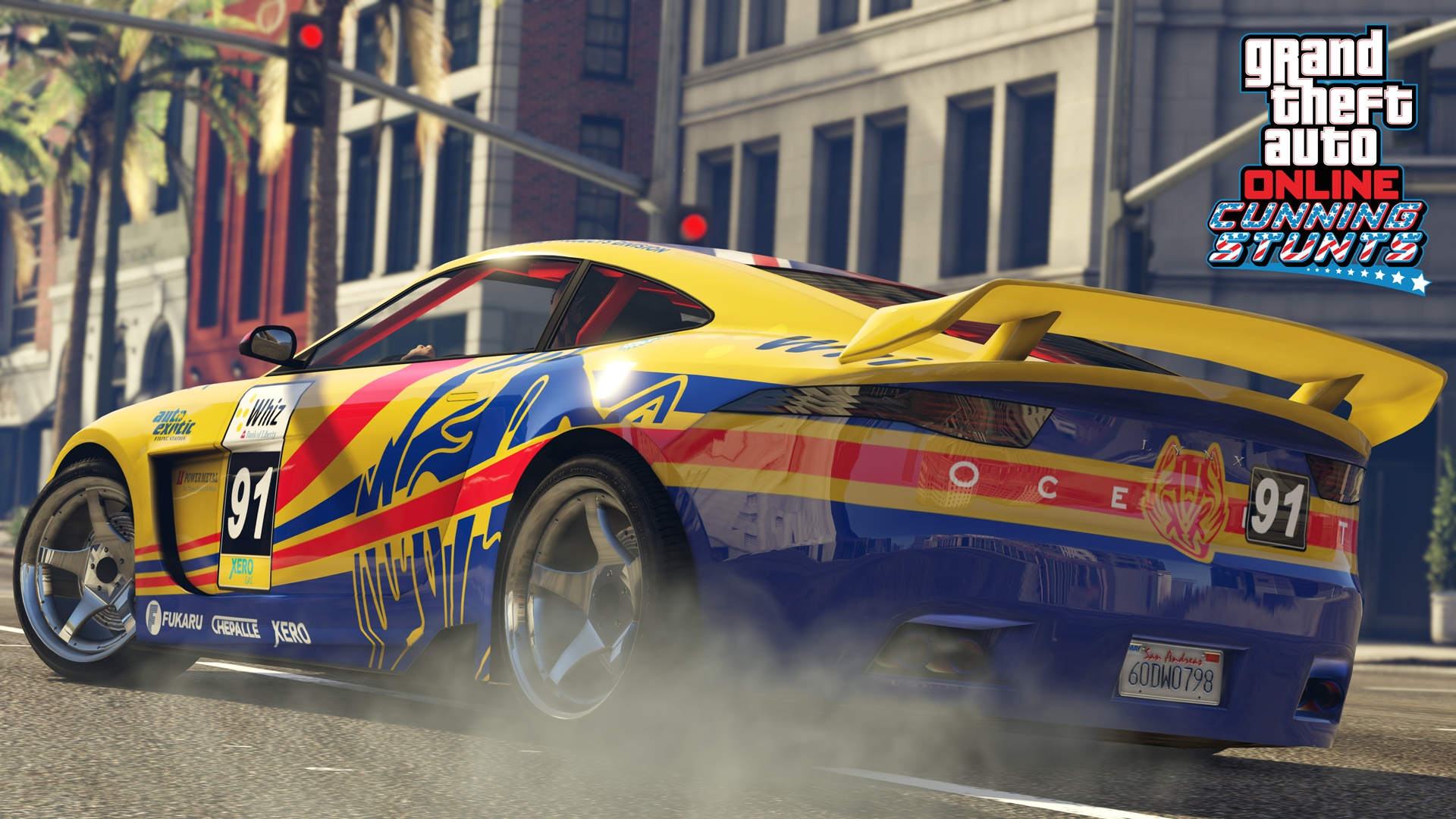 New Stunt Races And Vehicles Added To Gta Online Cunning Stunts