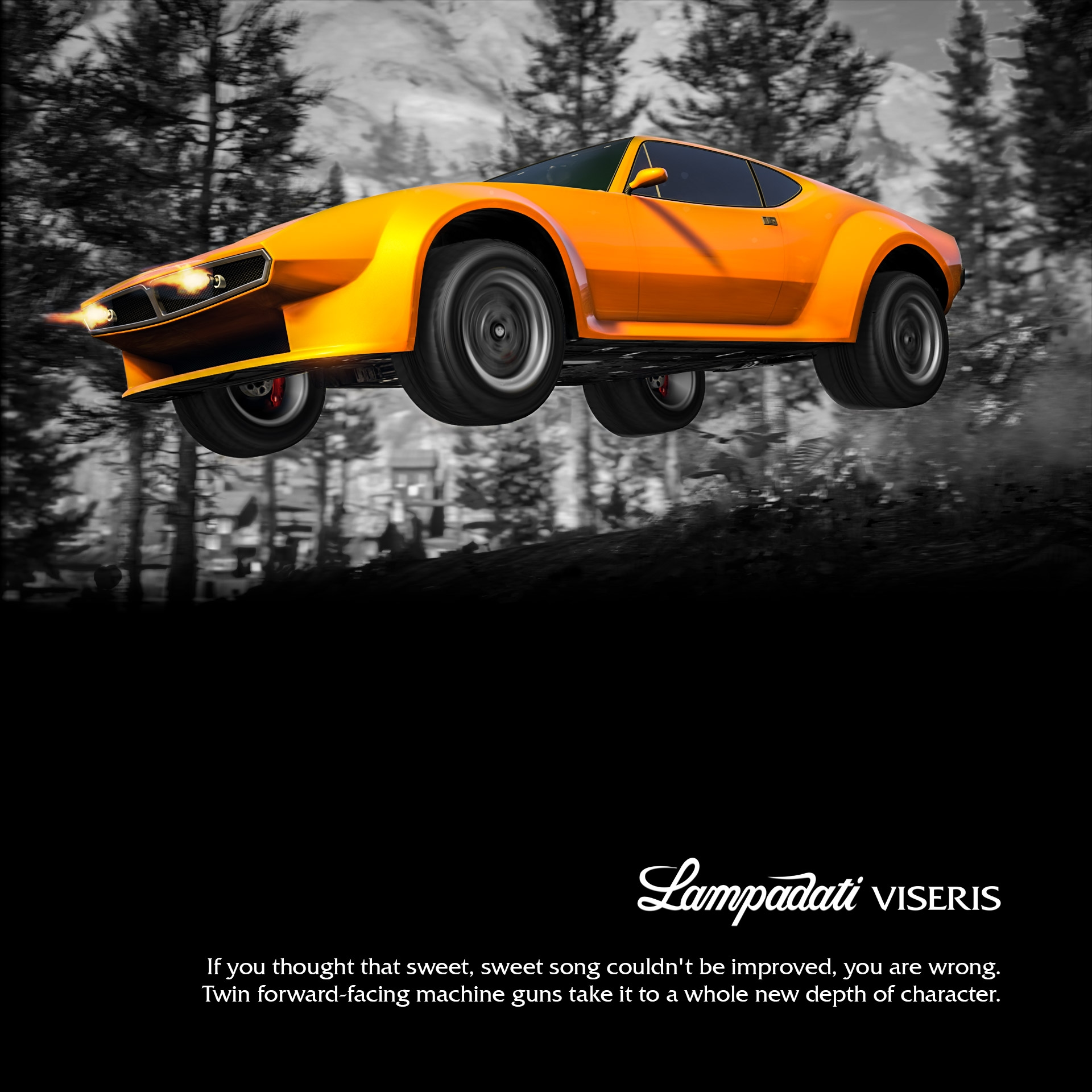 GTA Online: The Lampadati Viseris out now