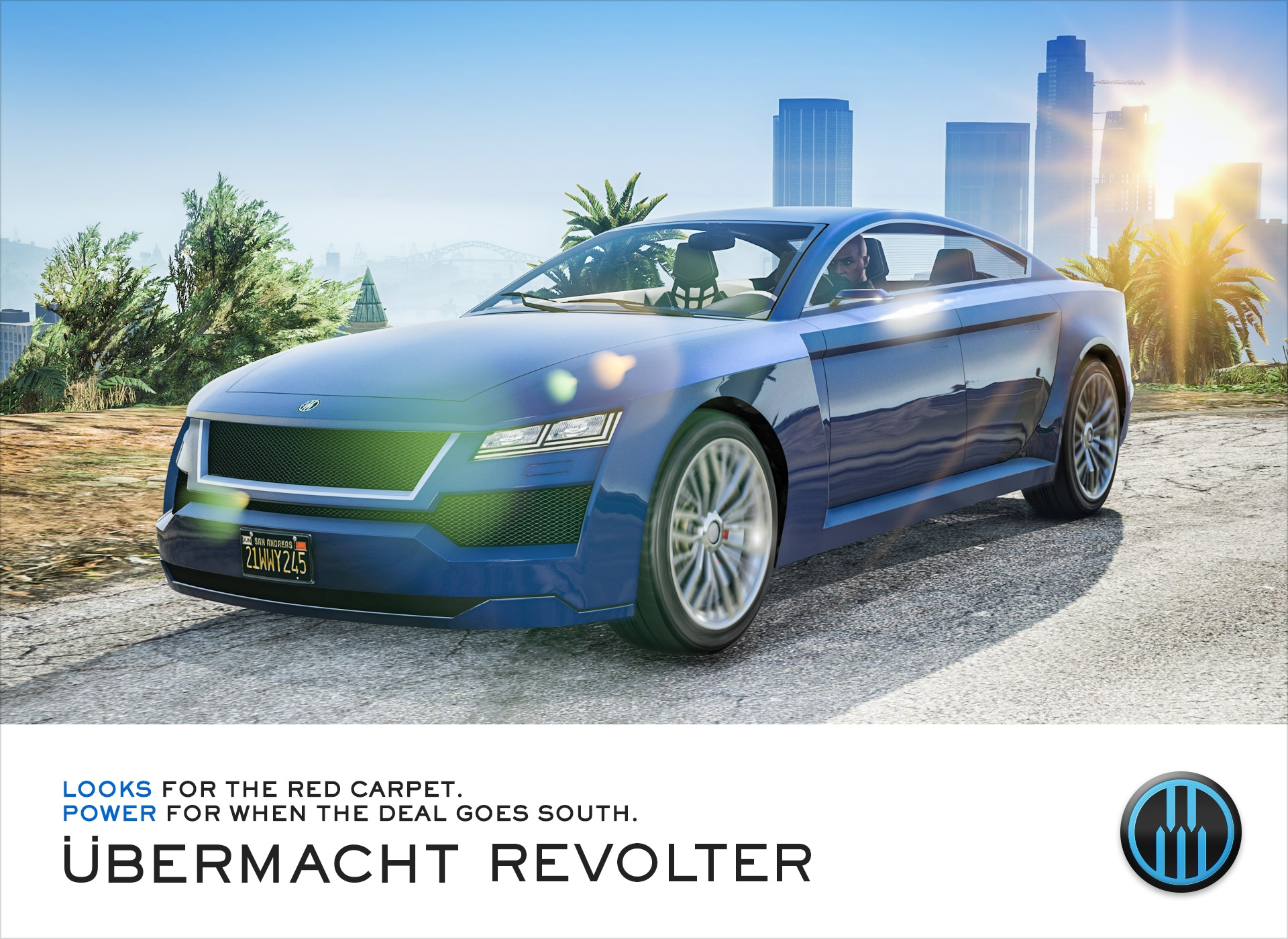 GTA Online: UBERMACHT REVOLTER now available