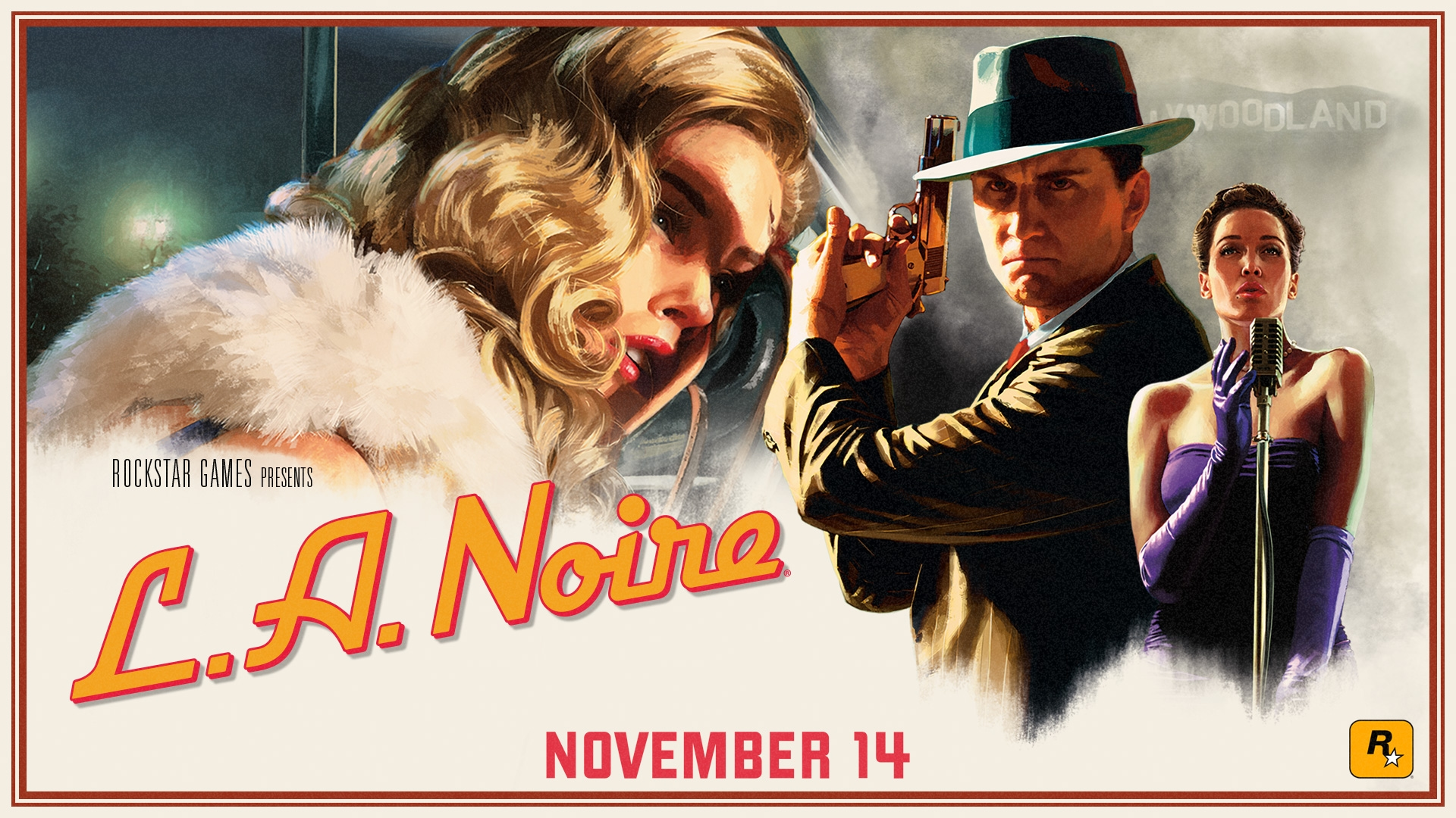 LA Noire: The Case Files- Rockstar's first VR release