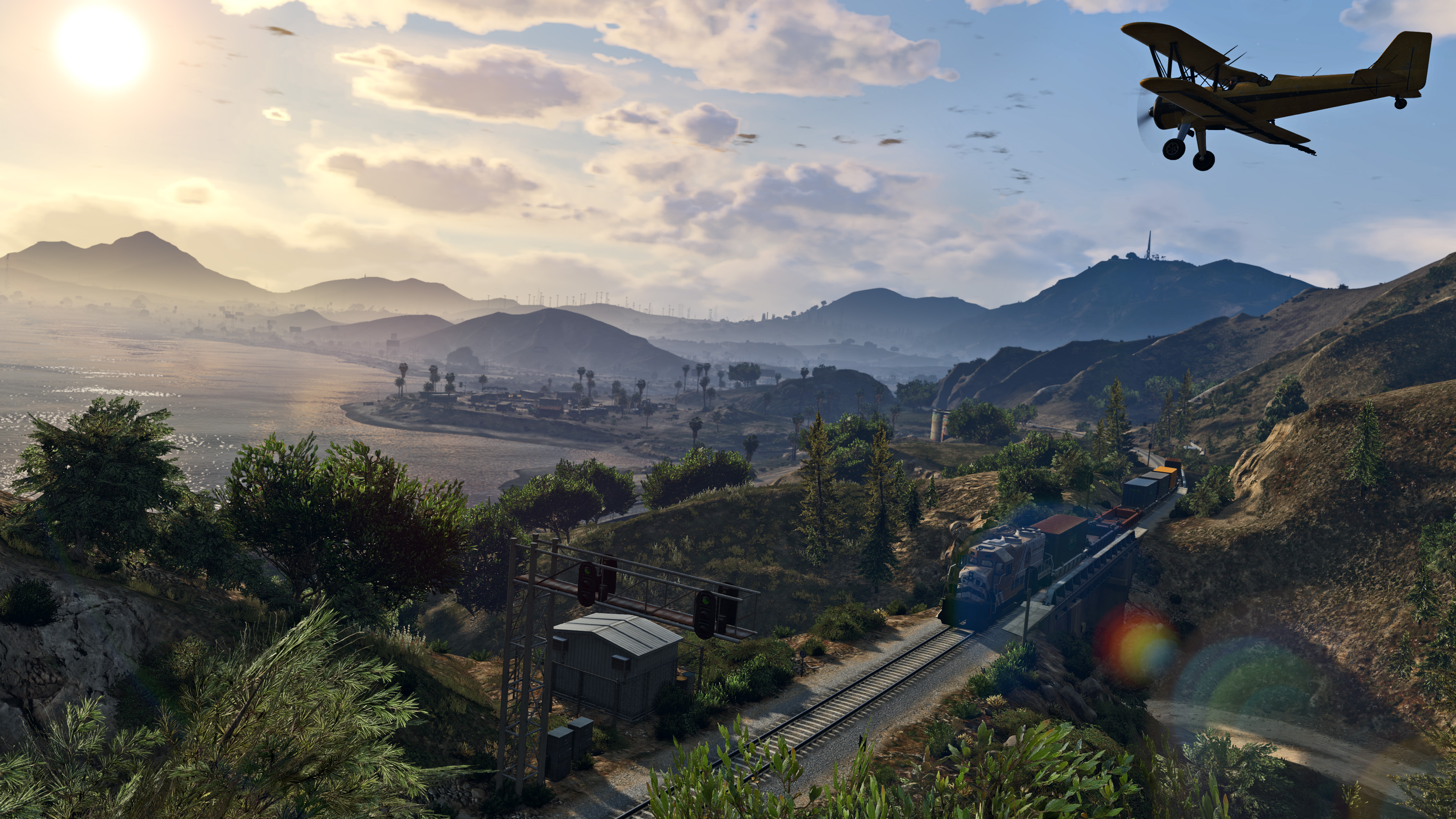 Screenshots Aus Grand Theft Auto V Fur PC