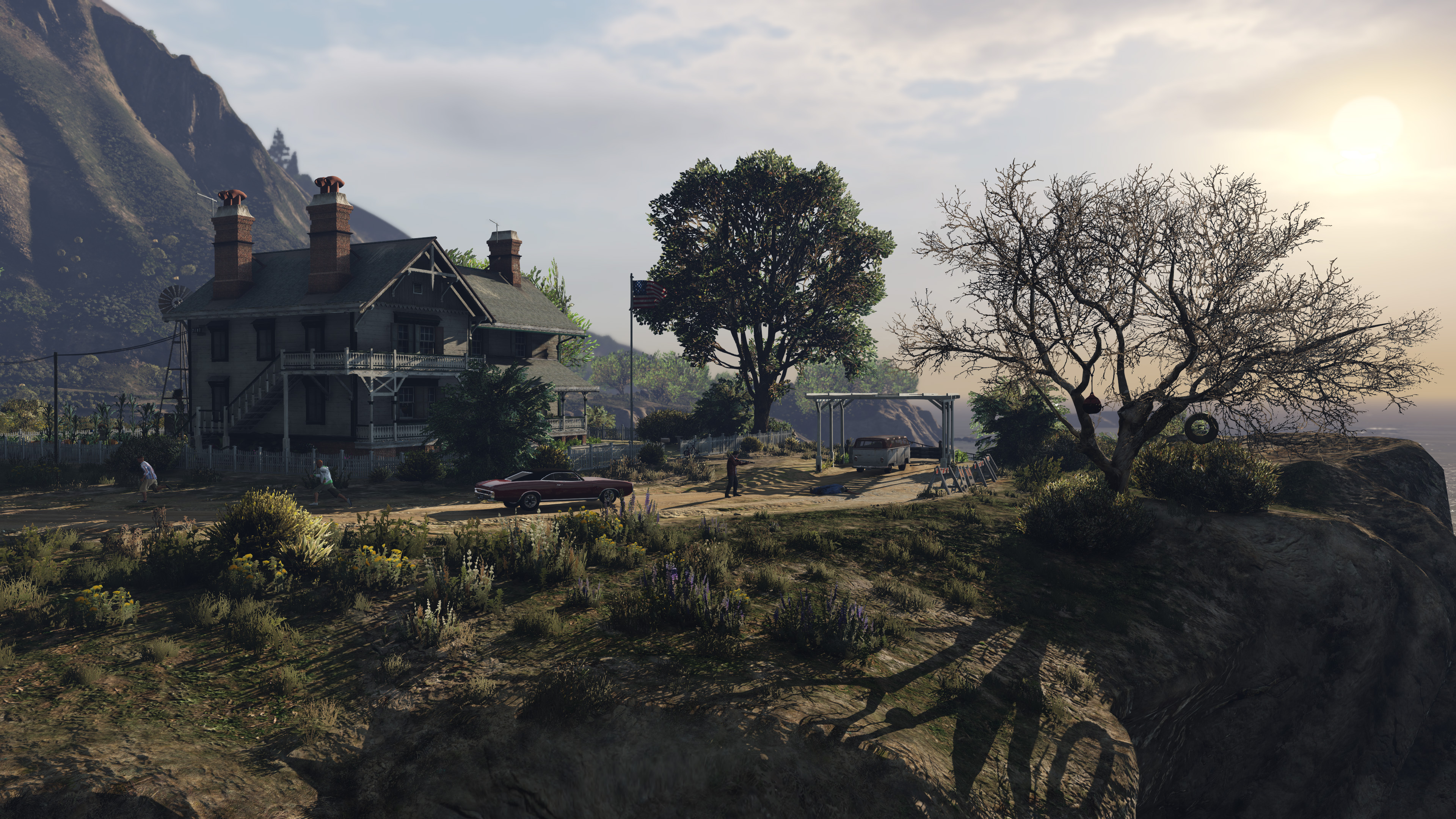 Gta 5 Map Leak Screens from Grand The...