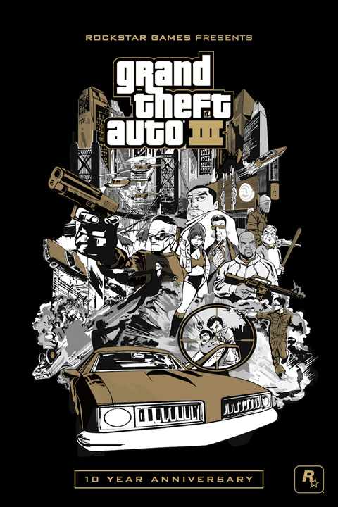 Download GTA III v1.2 Grand Theft Auto APk Android Game