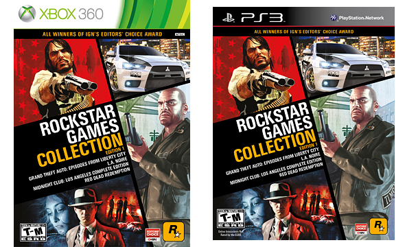 actual 1349473059 Rockstar Games Collection Coming  to PS3 and Xbox 360 Nov. 6