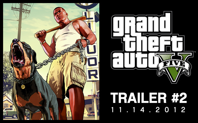 Grand Theft Auto V - Trailer #2