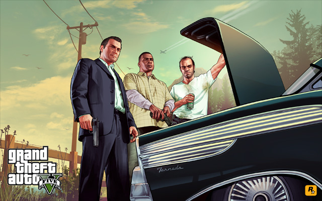 Artworks de GTA V Actual_1356731693