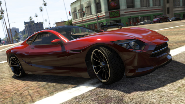 More Details And Screens From The Grand Theft Auto V Special And
