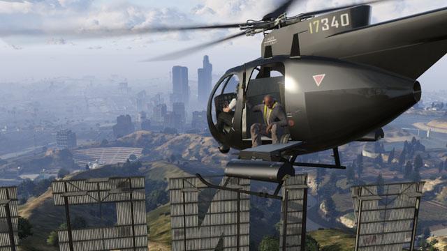 GTA Online Screen 3