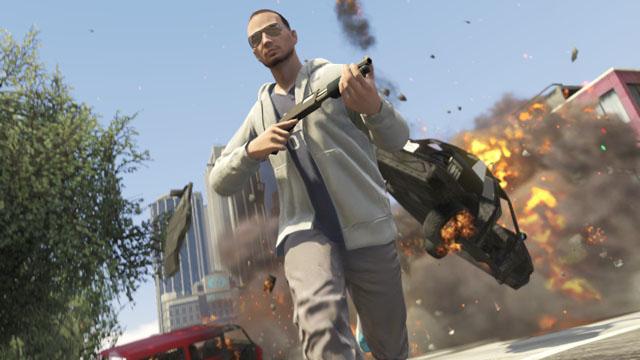 GTA Online Screen 4