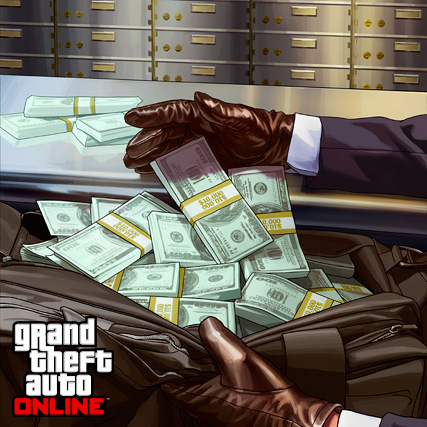 Grand theft auto online half a million gta stimulus package this