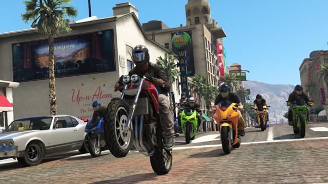 GTA Online: Nuevos modos de juego