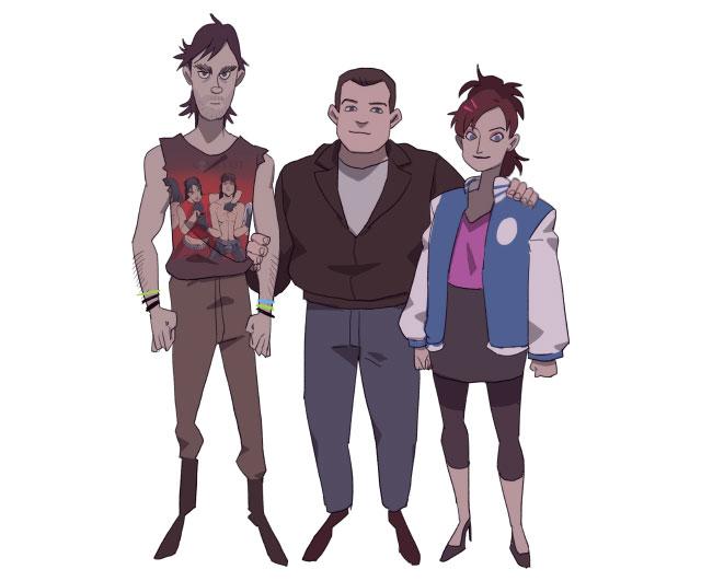 teen murdeer mystery party