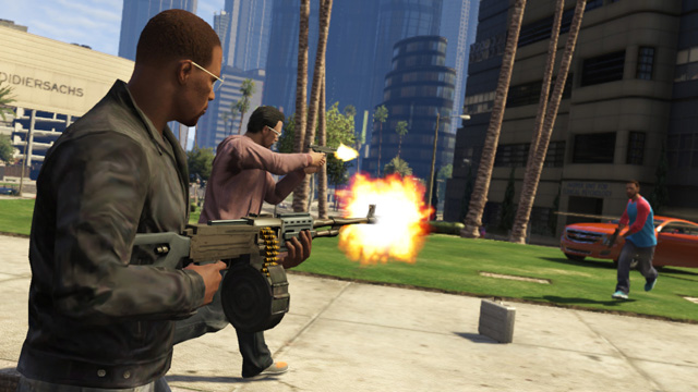 News about GTAV: 200 views special: Rockstar Game Tips