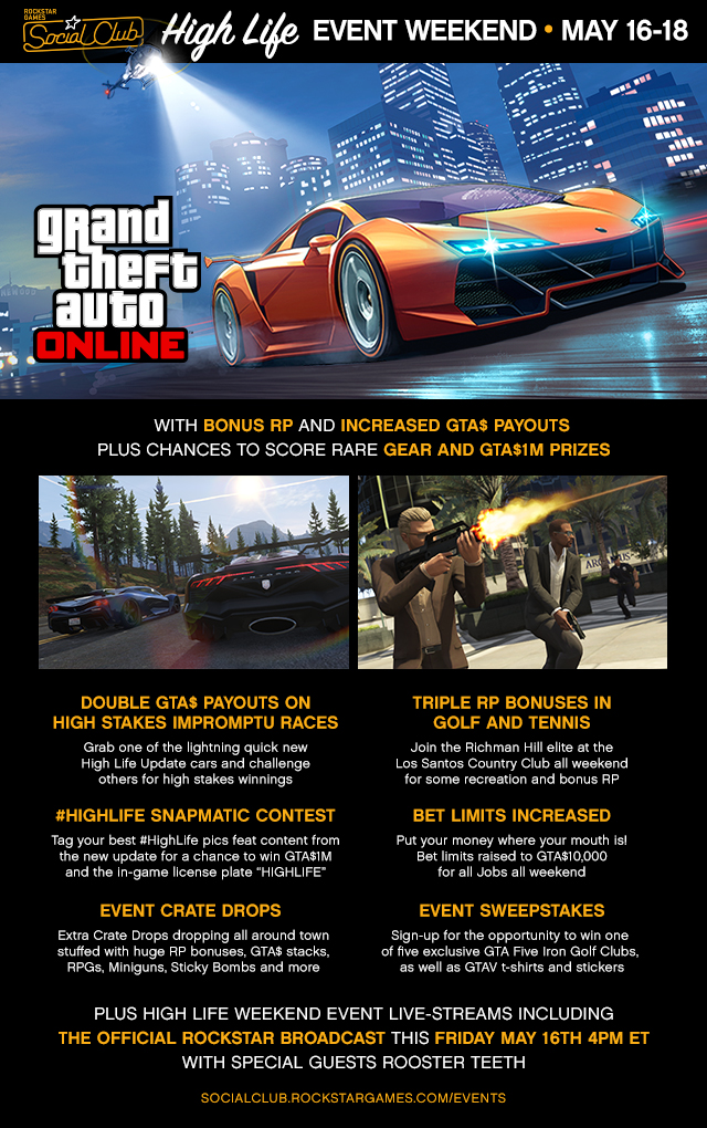 how to join gta social club ps4