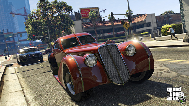 GTA V Yeni Nesil Ekran Görüntüleri