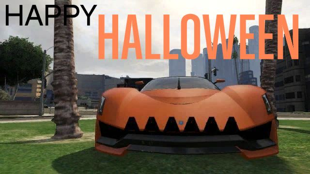 Turismo Halloween Edition