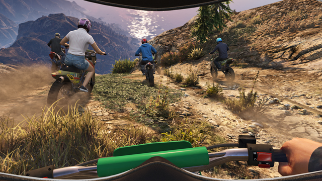can you transfer gta5 from pc to ps4