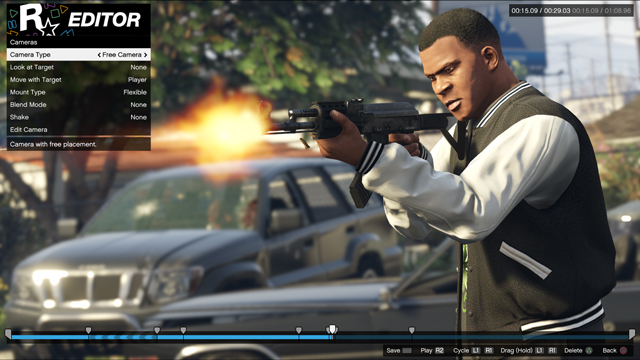 Rockstar Games For Ps4 : Rockstar editor updates coming in september to ps xbox