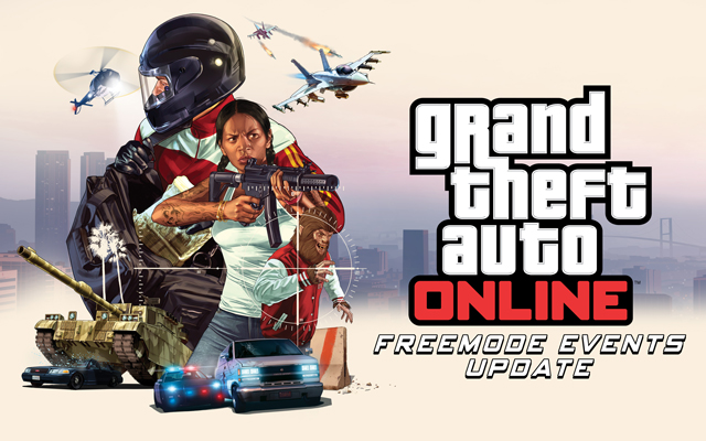 GTA Online Freemode Events Update Now Available for PS4, Xbox One & PC