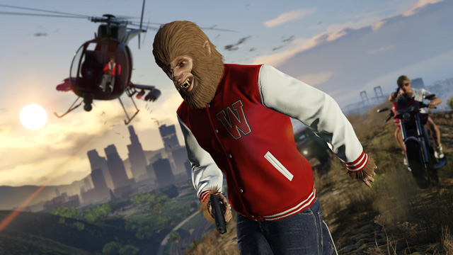 Hunt the Beast - Freemode Events Update for Grand Theft Auto Online