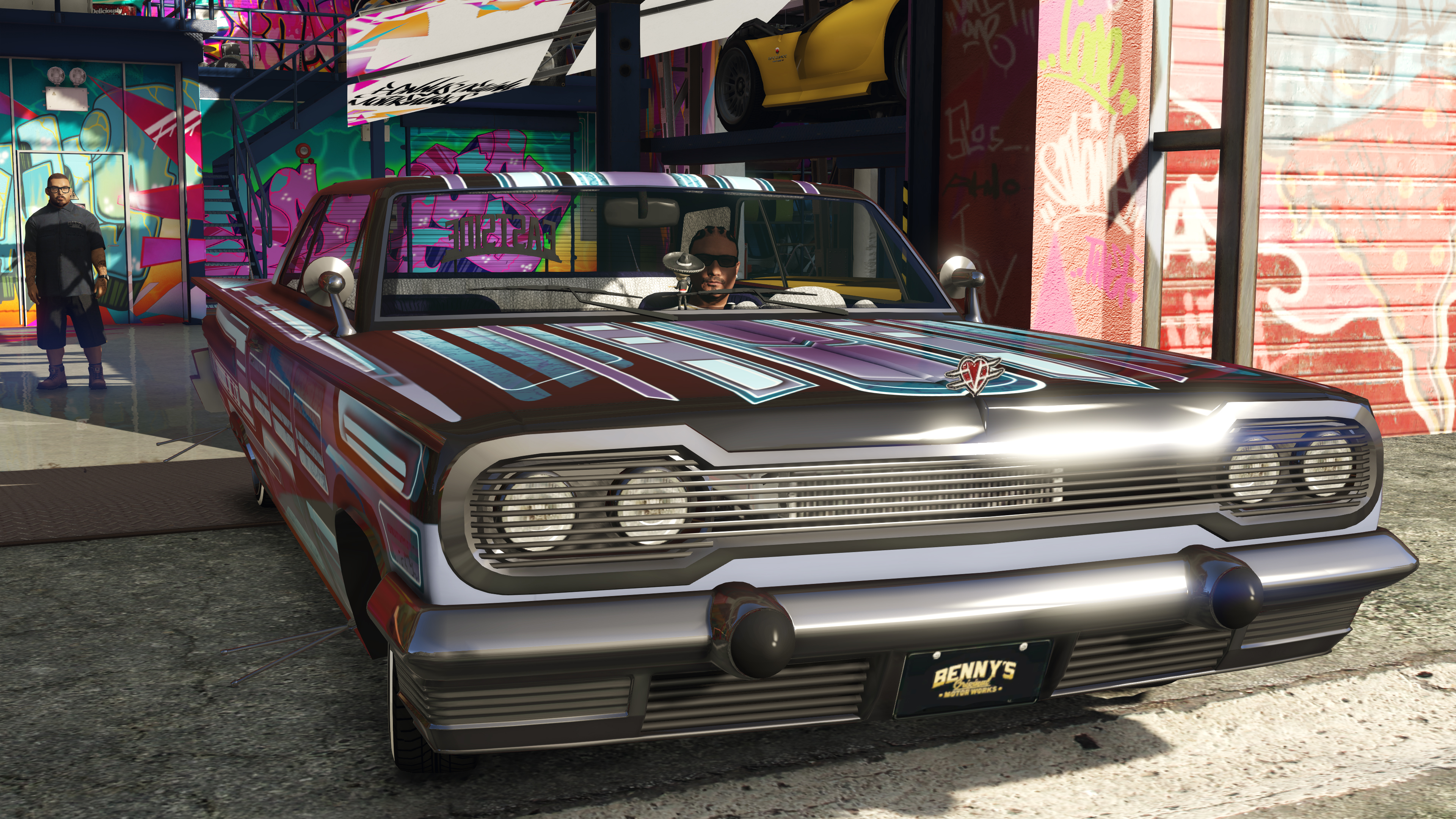 Gta Online Lowriders Now Available Rockstar Games