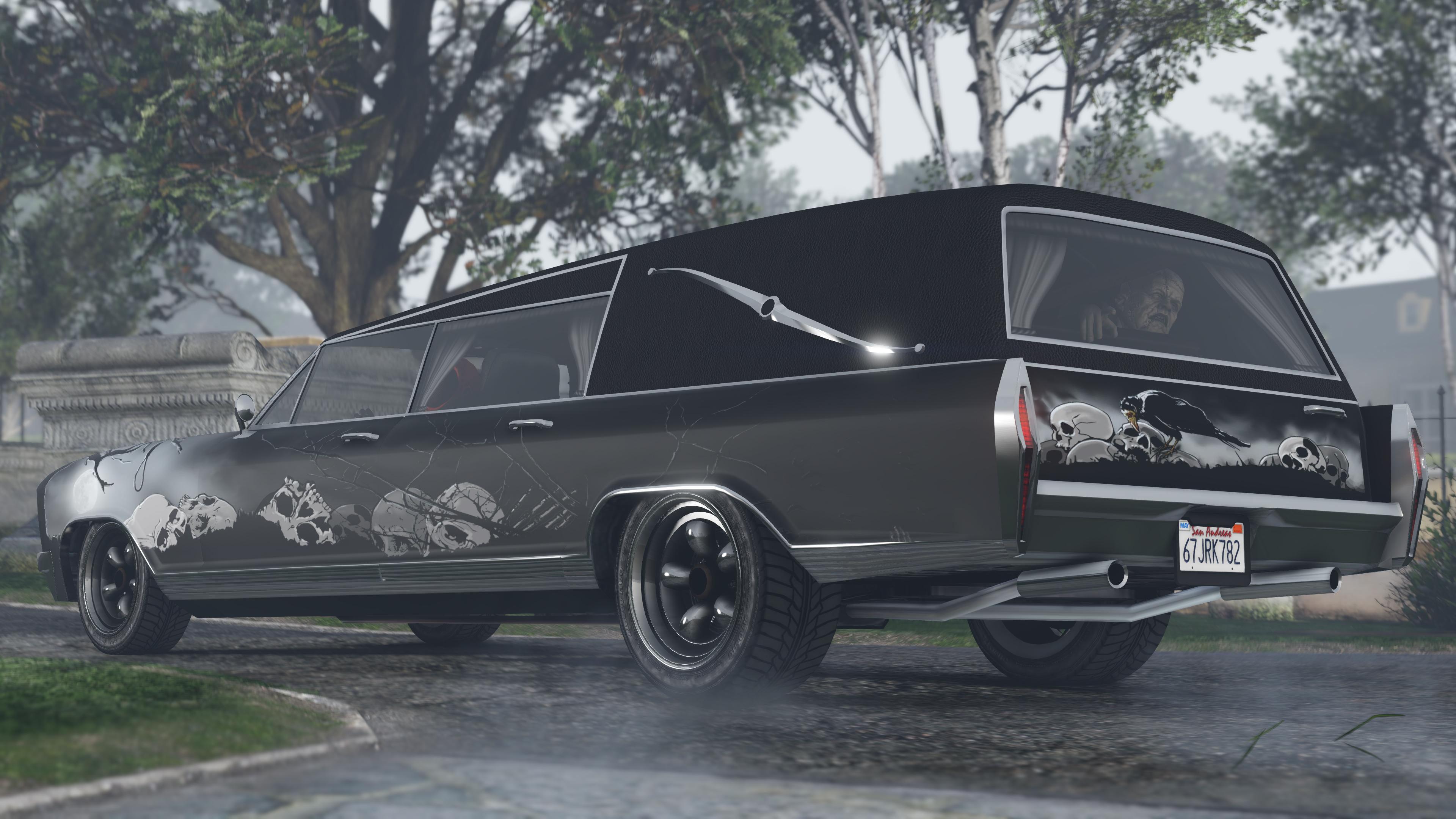 Grand Theft Auto Online: Halloween Surprise - Rockstar Games