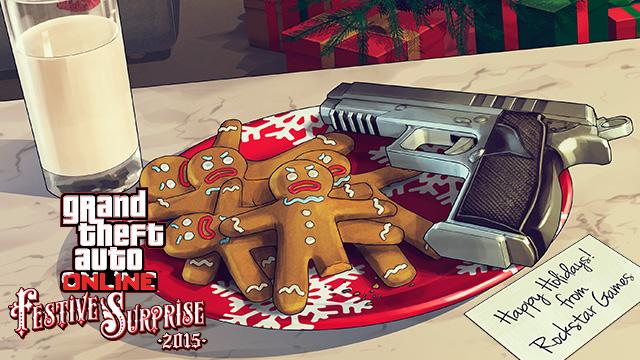 Festive Surprise Christmas Bonus: Snowfall, Holiday Gifts and the ...