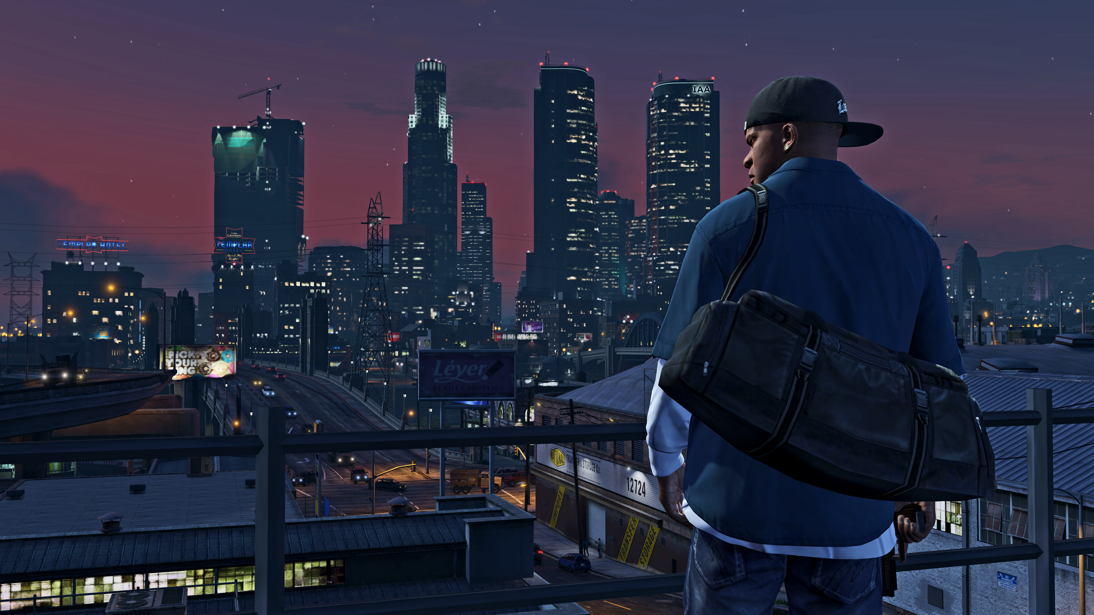 New Grand Theft Auto V Pc Screens