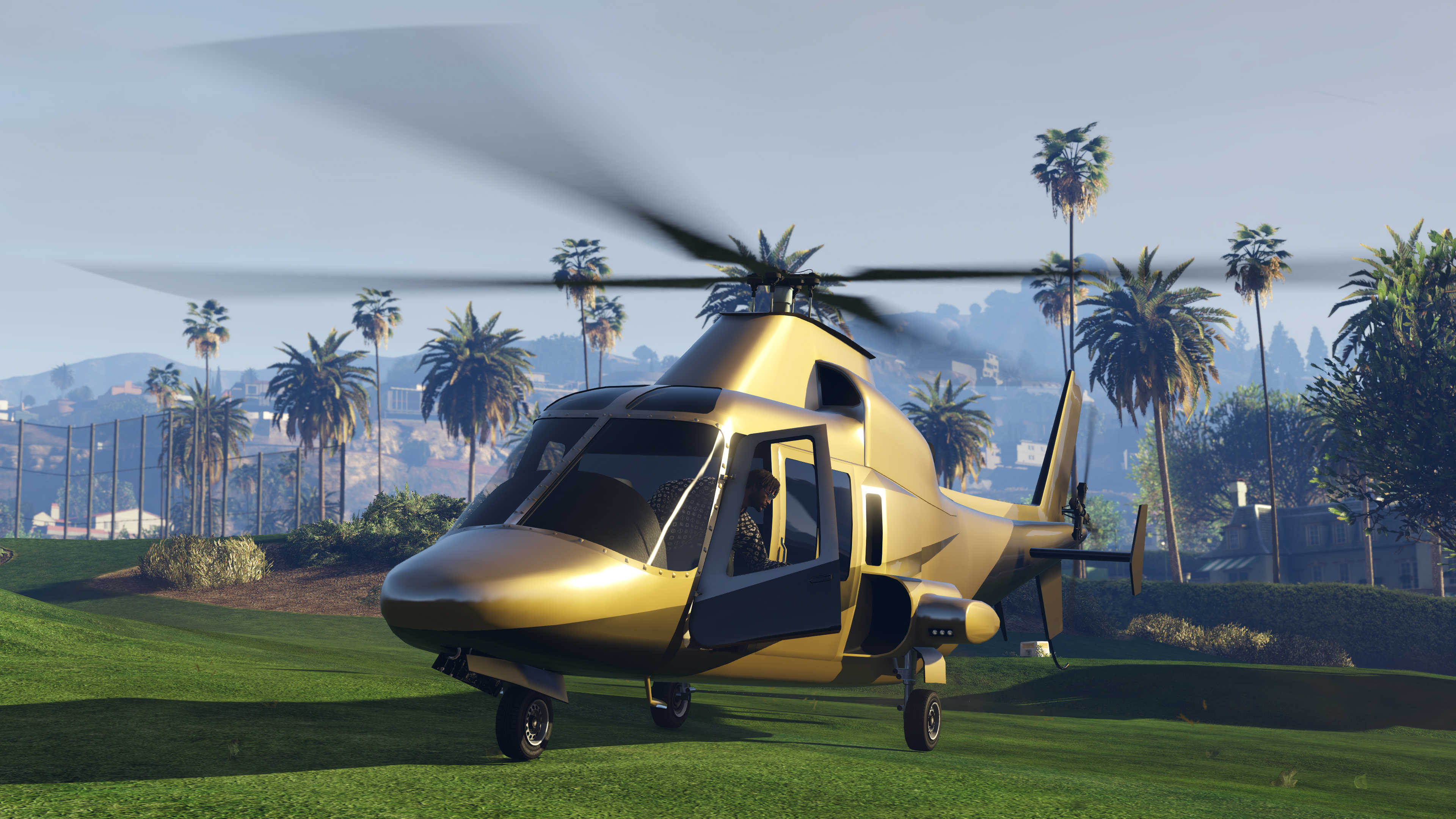 Prepare Your Wallet, Solid Gold Plane Coming to GTA Online Next Week 1