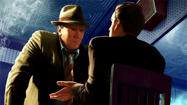 this summer we asked all fans of la noire to turn the tables on the detective cast of the game flip that interrogation lamp on and get cracking with