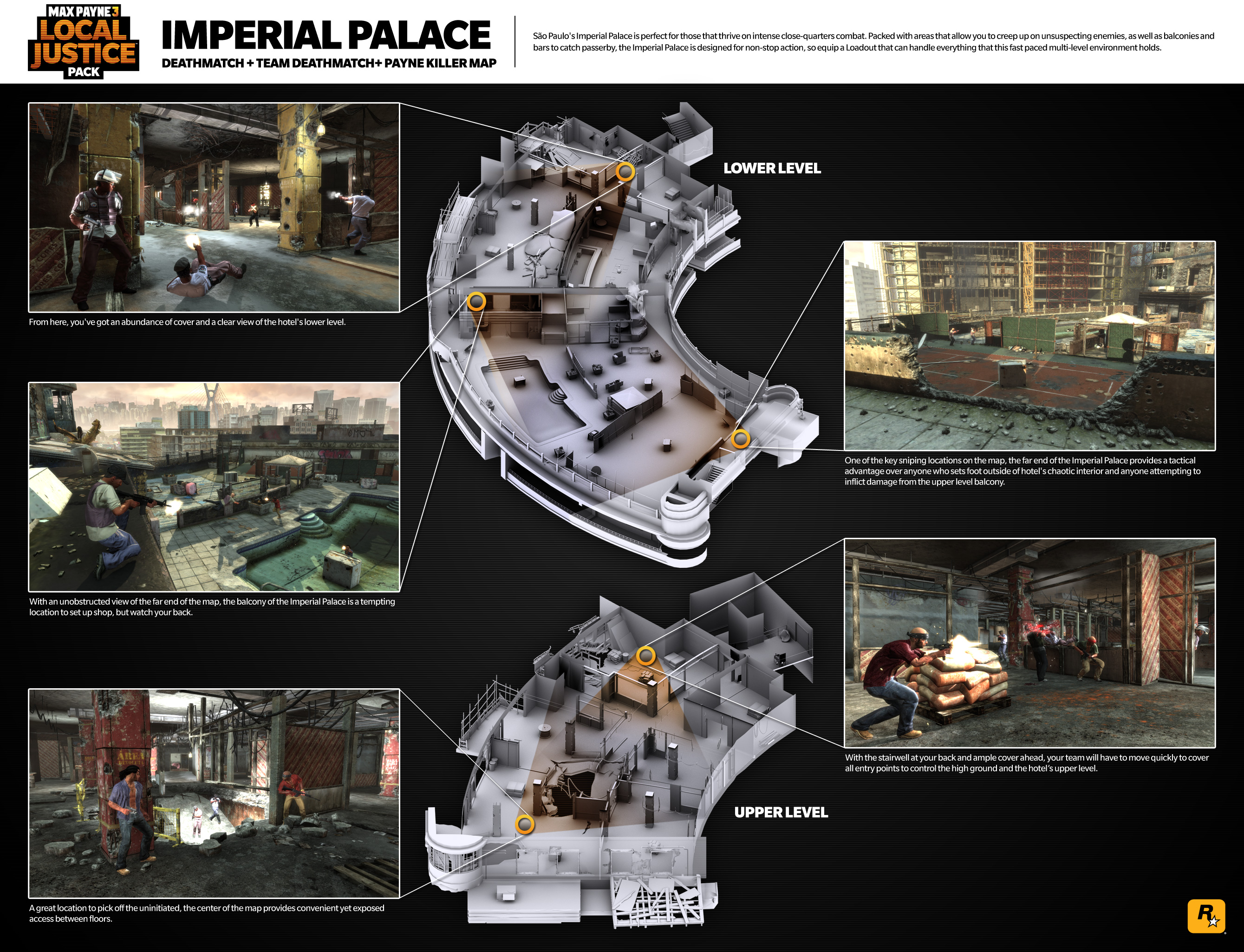 Imperial Palace Payne Killer Deathmatch Team