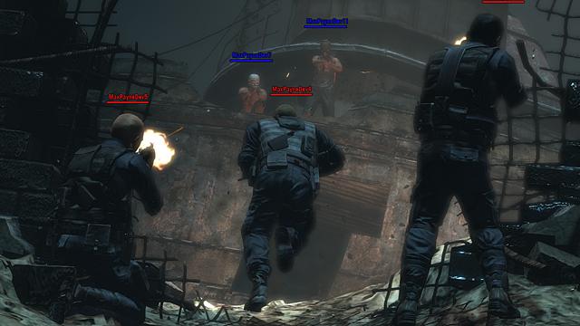 Max Payne 3: Multiplayer Gameplay Part 2