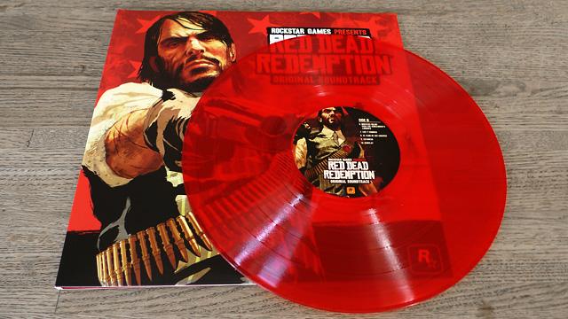 Les musiques de jeux vidéo en vinyle. Rdr_ostvinyl