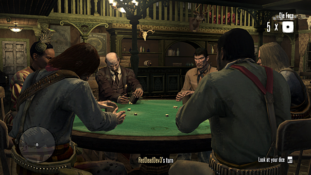 how to win at liars dice in thieves landing
