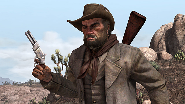 News Rockstar Games Presents Red Dead Redemption - Red dead redemption us marshal outfit map