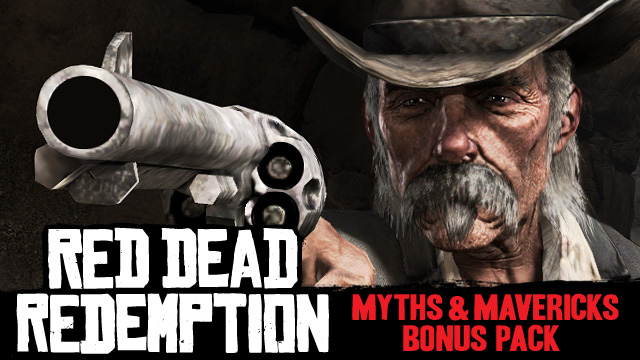 New Red Dead Redemption DLC on the way