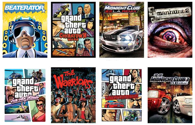 rockstar games shop