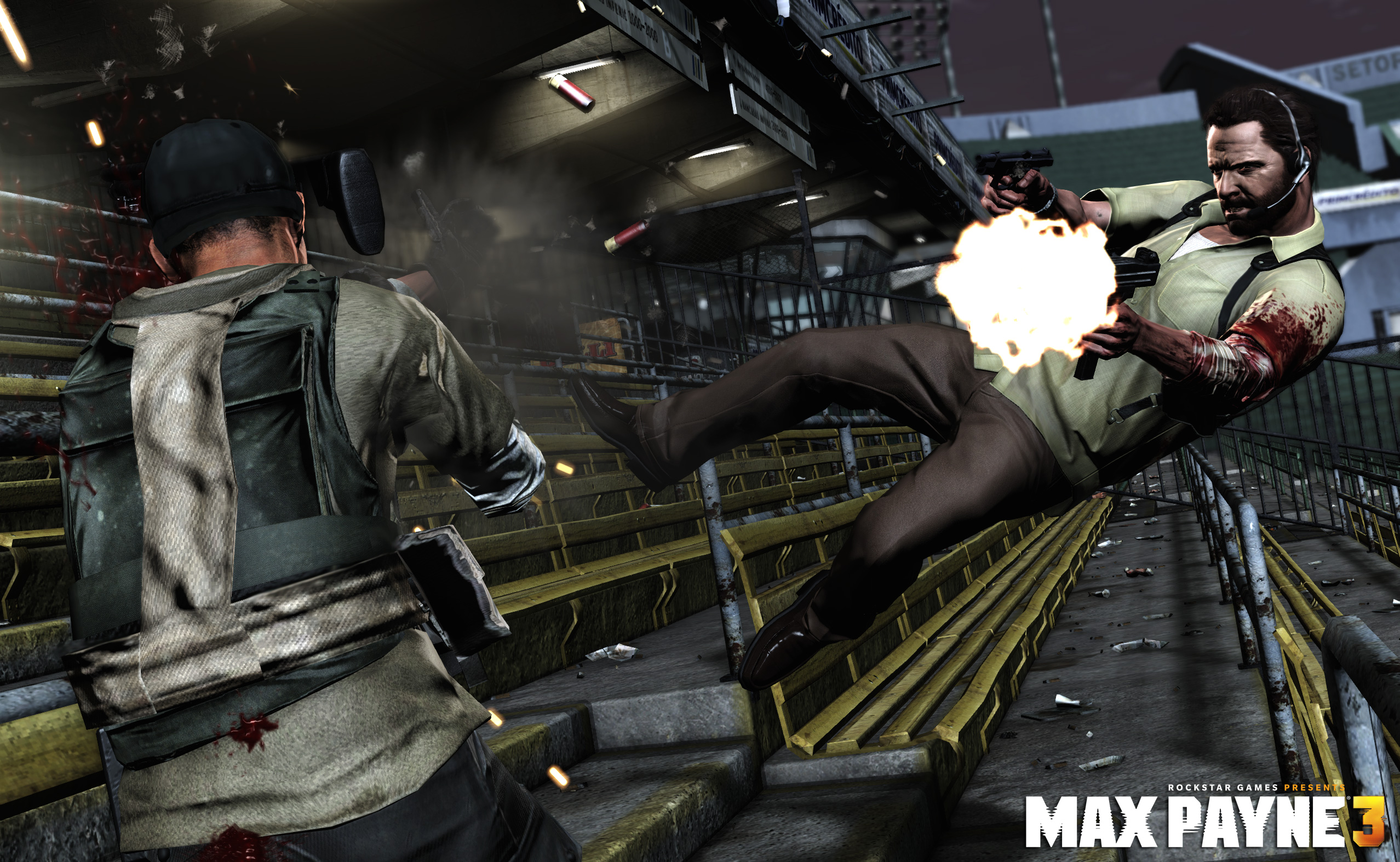 Download Max Payne 3 Theme For Windows 7