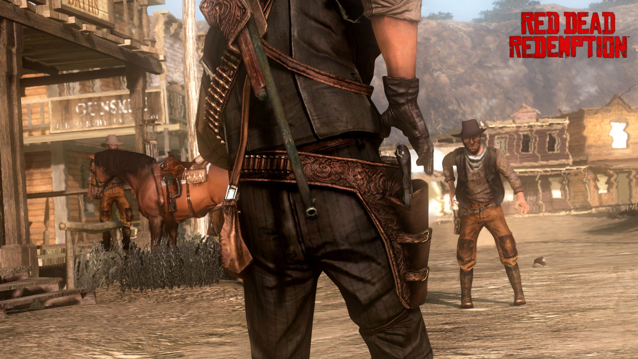 A Red Dead Redemption Halloween Your How To John Marston