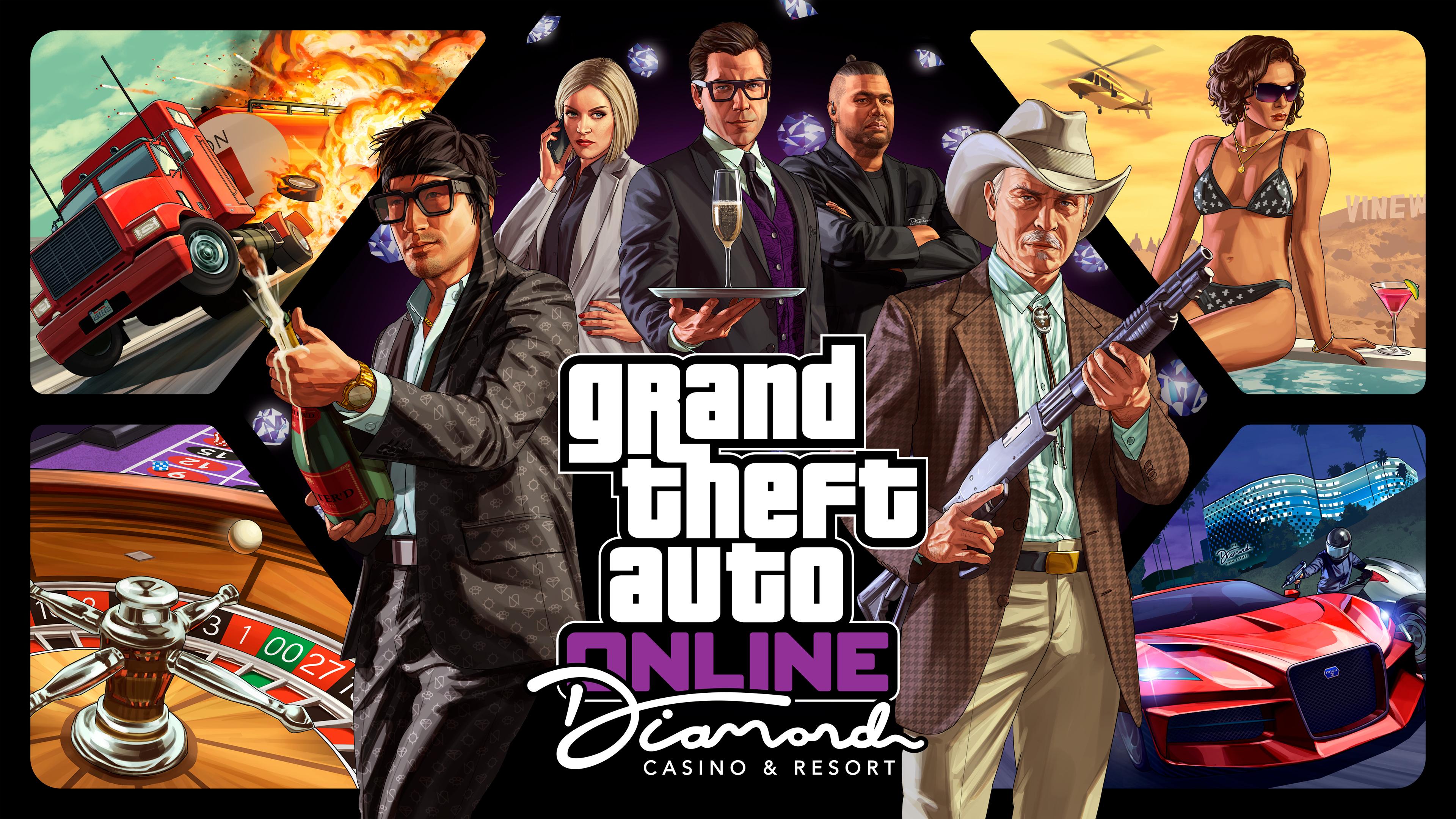 ダイヤモンドカジノ リゾート Grand Theft Auto V グランドセフト