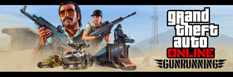 GTA Online Gunrunning - Silah Kaçakçılığı
