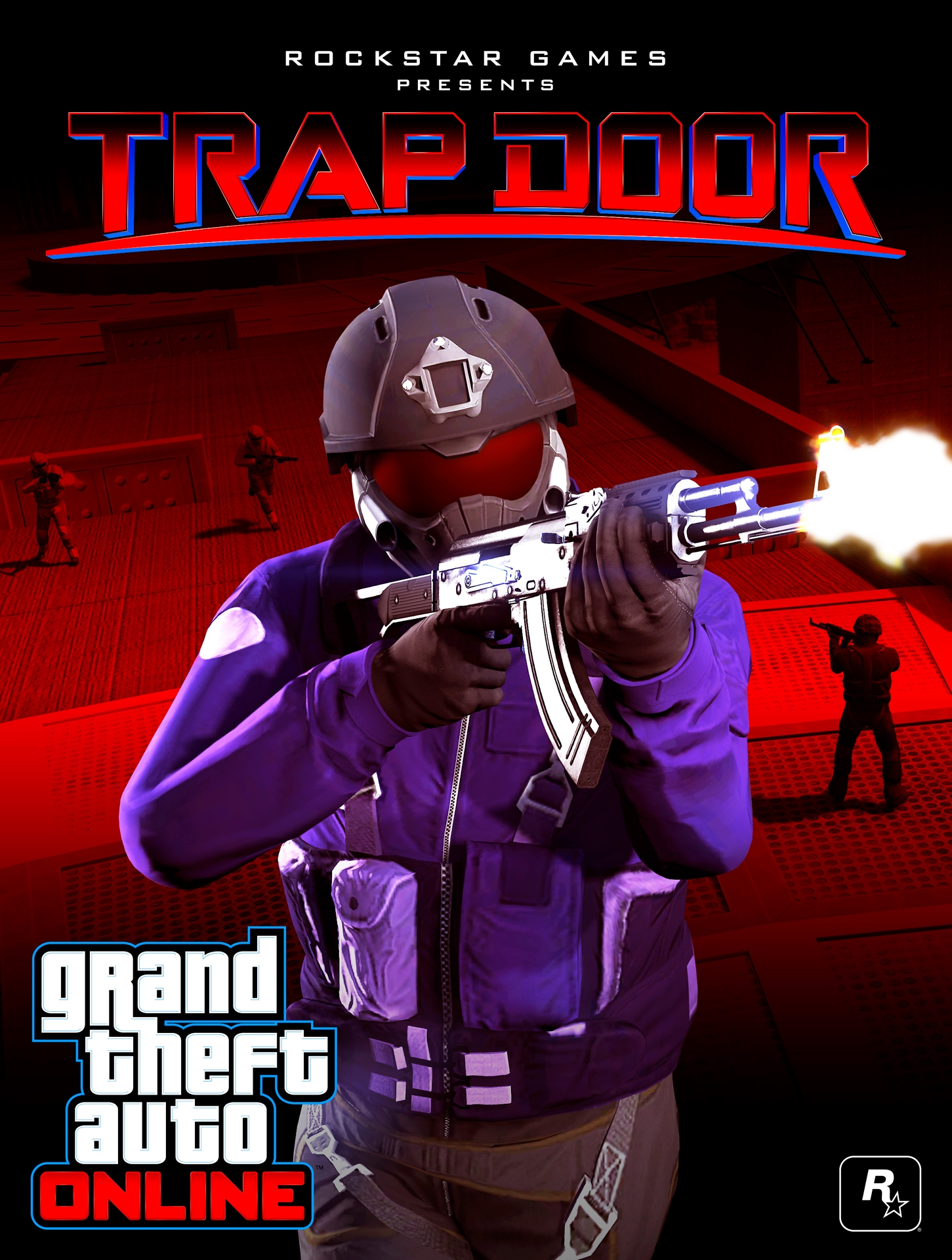 Gta Online Trap Door Rockstar Games