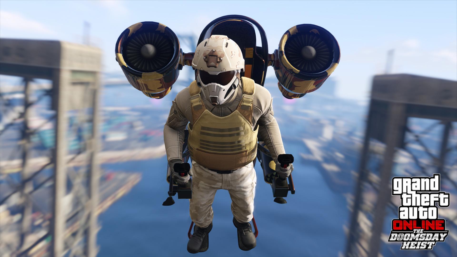 GTA Online The Doomsday Heist Update