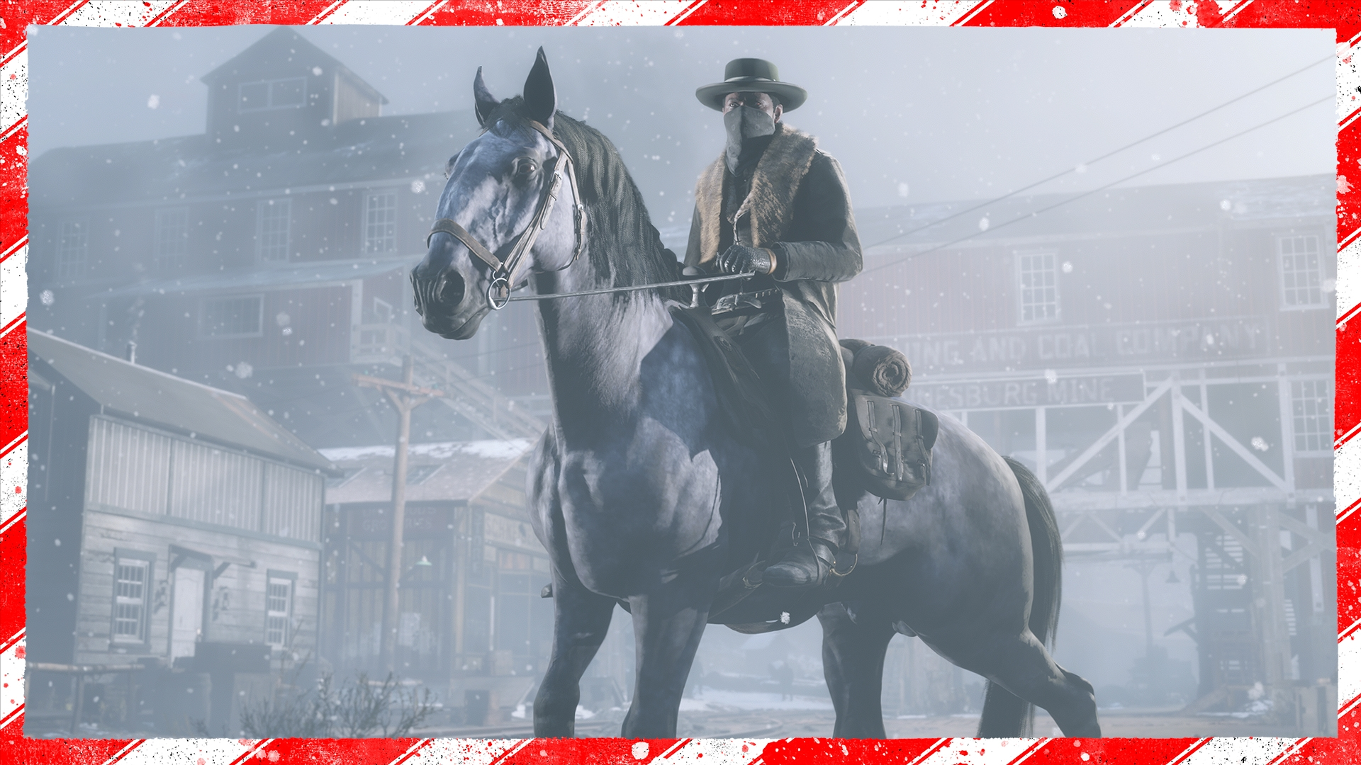 Red Dead Online: Winter Weather Warning, Holiday Showdown Modes, Gifts, Discounts & more