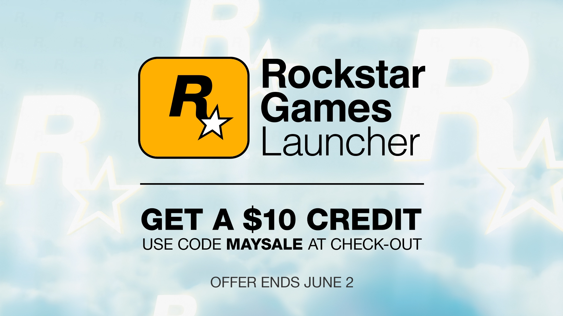 Get a $10 Credit on the Rockstar Games Launcher