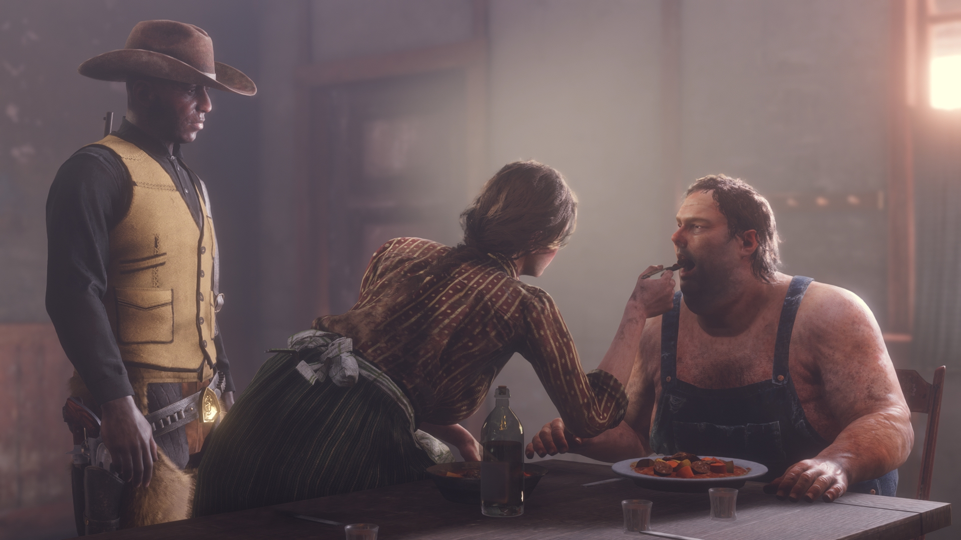Land Of Dead Will Continue To Welcome >> Red Dead Online World Updates New Missions Poker And The Road