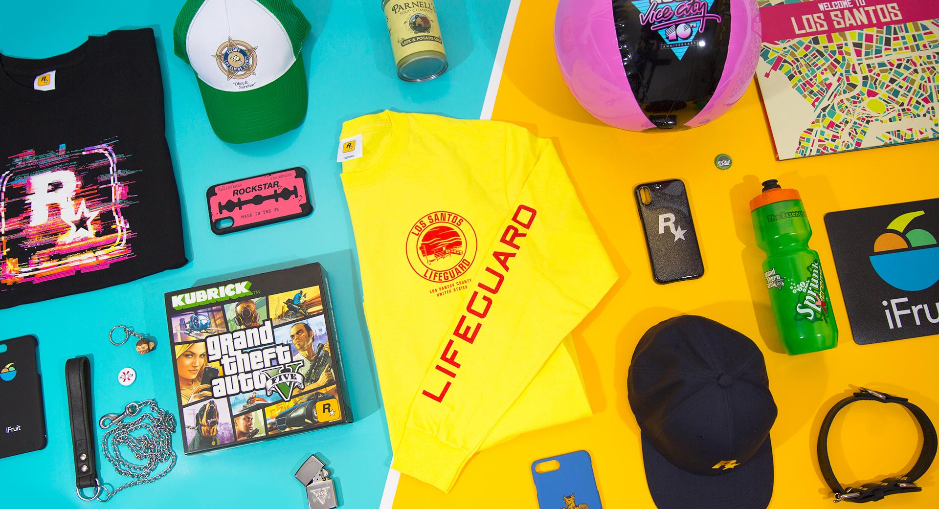 Rockstar Warehouse Summer Sale - Rockstar Games