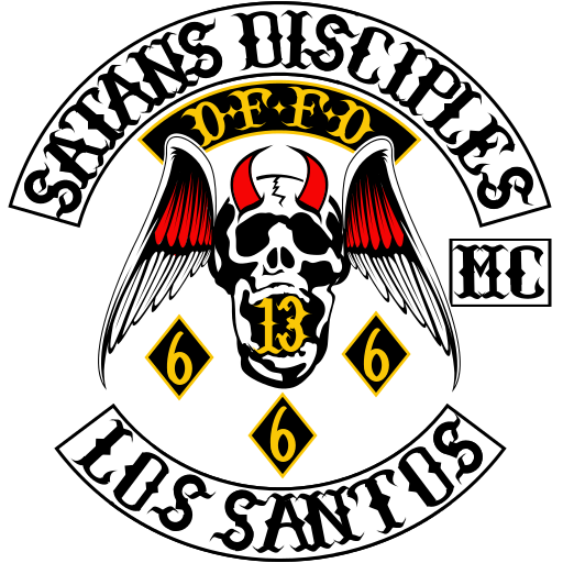 now recruiting satans disciples l s rockstar games San Andreas Online Play recruitment pitch satans disciples mc is always active and forever recruiting all ranks including president are elected no power trippers and have los