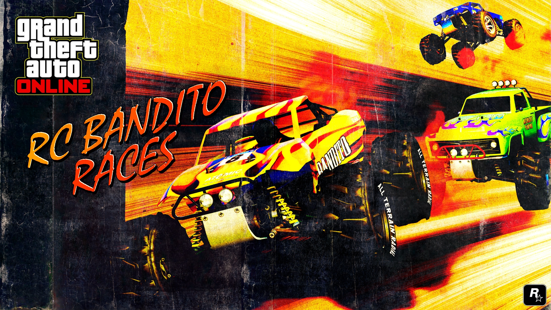 The RC Bandito with Eight All-New Races - Rockstar Games